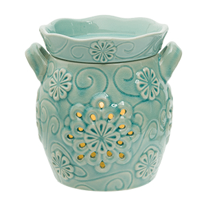 FLURRY SCENTSY WARMER DELUXE