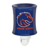 BOISE STATE UNIVERSITY SCENTSY MINI WARMER