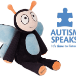 SCENTSY BERNIE THE BUTTERFLY FOR AUTISM SPEAKS