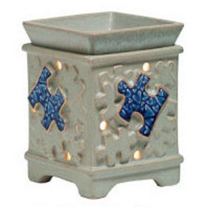 PIECE BY PIECE SCENTSY CAUSE WARMER
