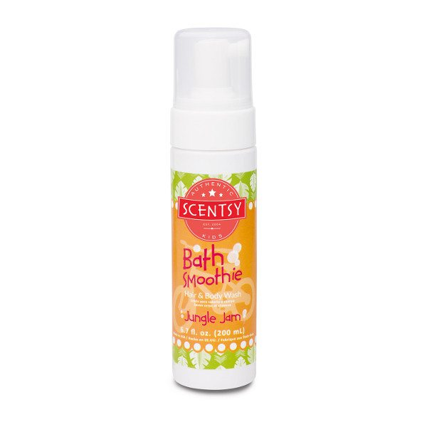 SCENTSY KIDS BATH SMOOTHIE JUNGLE JAM