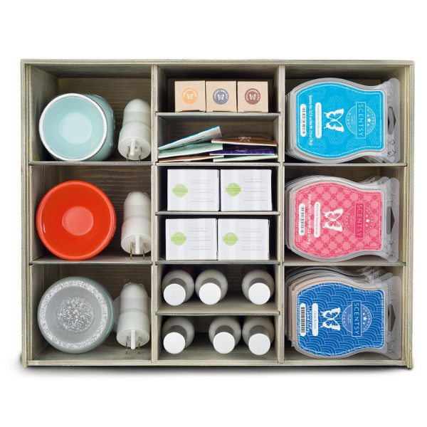 SCENTSY STORAGE BOX