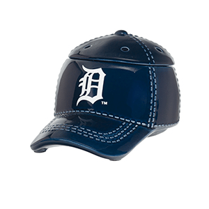 DETROIT TIGERS™ MLB SCENTSY WARMER | DETROIT BASEBALL CAP SCENTSY WARMER | DISCONTINUED ON SALE