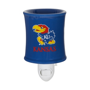 UNIVERSITY OF KANSAS JAYHAWKS SCENTSY MINI WARMER