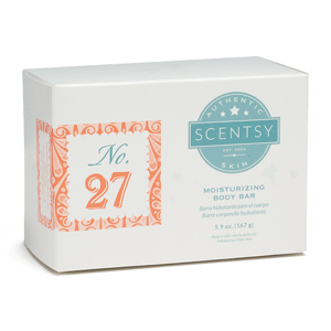 NO.27 WOMEN'S SCENTSY MOISTURIZING BODY BAR