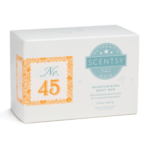 NO.45 WOMEN'S SCENTSY MOISTURIZING BODY BAR