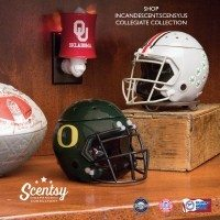 COLLEGIATE SCENTSY WARMER COLLECTION