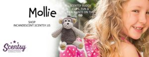 NEW SCENTSY SPRING 2016 SCENTSY BUDDY CLIPS