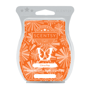 CITRUS POP SCENTSY BAR