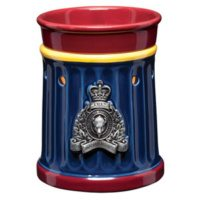 ROYAL CANADIAN MOUNTED POLICE SCENTSY WARMER CLOSEOUT/SALE
