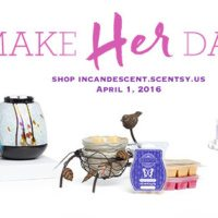 SCENTSY MOTHER'S DAY 2016 SPECIALS