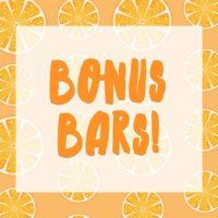 Scentsy BBMB 2016 Bonus Bars