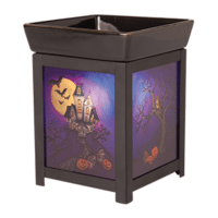 HOUSE ON HAUNTED HILL SCENTSY WARMER | Scentsy Closeout / Sale ~ THINK SCENTSY ESSENTIAL OIL BLEND