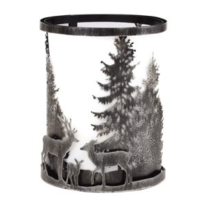 FOREST MEADOW SCENTSY WARMER WRAP | Shop Scentsy SILHOUETTE CORE WARMERS WITH CHOICE OF SCENTSY WRAPS