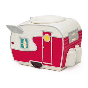 ROAD LESS TRAVELED SCENTSY CAMPER WARMER