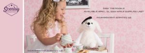 New Scentsy Buddy 2016 Pari the Poodle