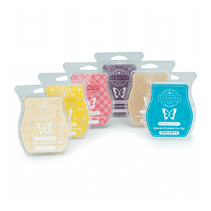 6 SCENTSY BARS - COMBINE & SAVE