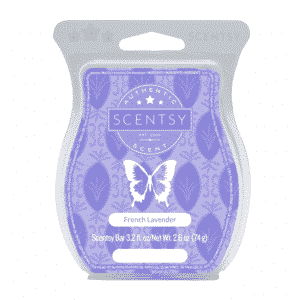 FRENCH LAVENDER SCENTSY BAR