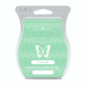 JUST BREATHE SCENTSY BAR