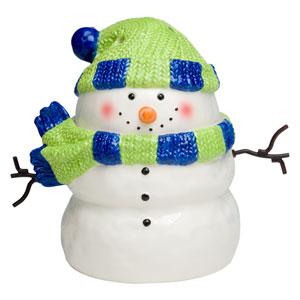 SNOWMAN SCENTSY WARMER PREMIUM