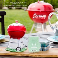 FATHER'S DAY SCENTSY 2016 BBQ WARMER