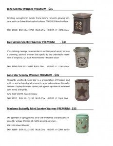 Warmer Info Cards SS 16-page-017   Scentsy Spring/Summer 2016 Product Catalog Cards