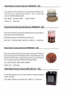 Warmer Info Cards SS 16-page-019   Scentsy Spring/Summer 2016 Product Catalog Cards