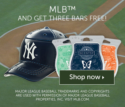 SCENTSY BASEBALL CAP WARMER BUNDLE SPECIAL