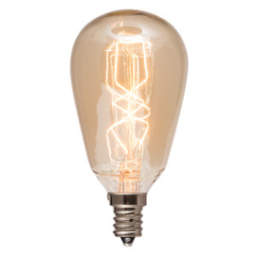 EDISON 40W SCENTSY REPLACEMENT LIGHT BULB