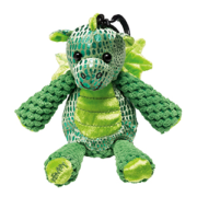 SCENTSY SCOUT THE DRAGON + WILD WHAT-A-MELON FRAGRANCE BUDDY CLIP