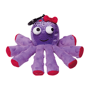 SCENTSY BUBBLES THE OCTOPUS + BERRY BUBBLE BLUE FRAGRANCE BUDDY CLIP