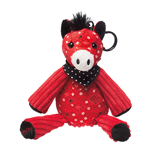 SCENTSY BANDIT THE HORSE + CANDY DANDY FRAGRANCE BUDDY CLIP