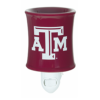 TEXAS A&M UNIVERSITY SCENTSY MINI WARMER