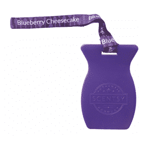 BLUEBERRY CHEESECAKE SCENTSY CAR BAR | Shop Scentsy | Incandescent.Scentsy.us