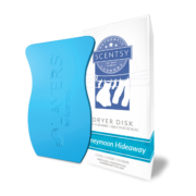 HONEYMOON HIDEAWAY SCENTSY DRYER DISKS