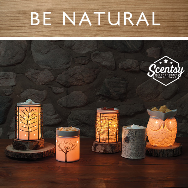 SCENTSY BE NATURAL