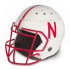 UNIVERSITY OF NEBRASKA CORNHUSKERS FOOTBALL HELMET WARMER