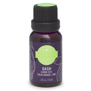DASH SCENTSY ESSENTIAL OIL 15 ML