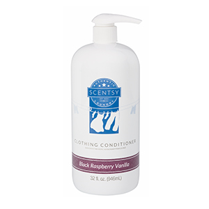 BLACK RASPBERRY VANILLA CLOTHING CONDITIONER