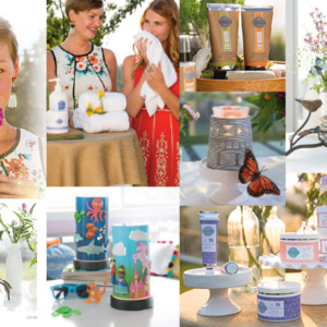 NEW PRODUCTS BY SCENTSY CATALOG