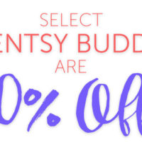 SCENTSY BUDDY SALE JUNE 2016