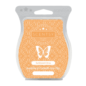 SUNKISSED CITRUS SCENTSY BAR | Incandescent.Scentsy.us