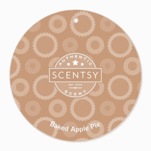BAKED APPLE PIE SCENTSY SCENT CIRCLE | Shop Scentsy | Incandescent.Scentsy.us