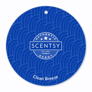 CLEAN BREEZE SCENTSY SCENT CIRCLE | Shop Scentsy | Incandescent.Scentsy.us