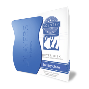 SCENTSY CLEAN DRYER DISKS