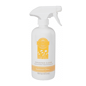 SUNKISSED CITRUS SCENTSY COUNTER CLEAN | Shop Scentsy | Incandescent.Scentsy.us