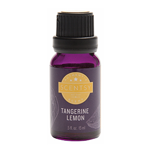 TANGERINE LEMON 100% SCENTSY NATURAL OIL