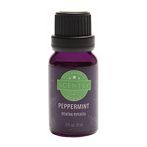 PEPPERMINT SCENTSY ESSENTIAL OIL