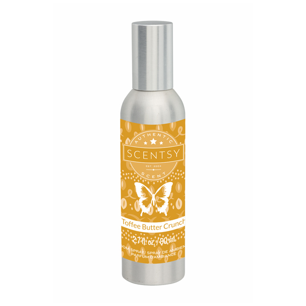 Toffee Butter Crunch Scentsy Room Spray Scentsy 174 Buy