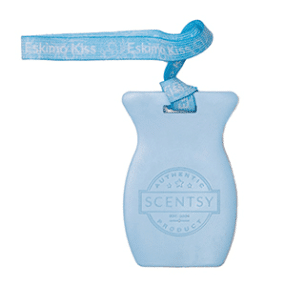 Eskimo Kiss Scentsy Car Bar
